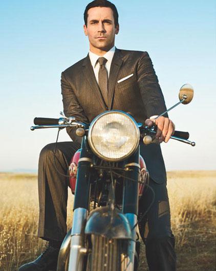 The Distinguished Gentleman's Ride - online fundraising meets offline fun