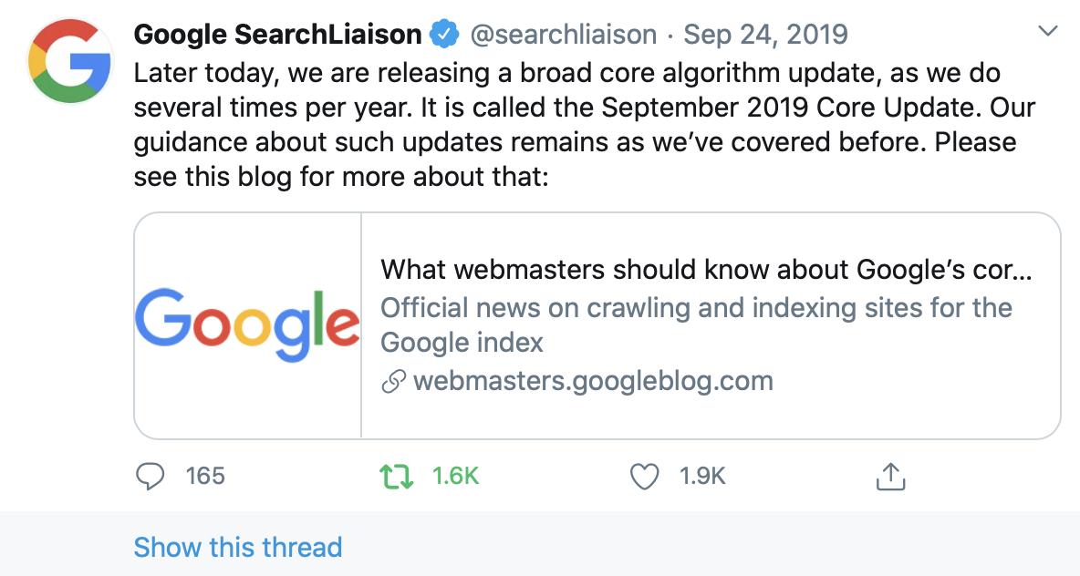 Google-update-september
