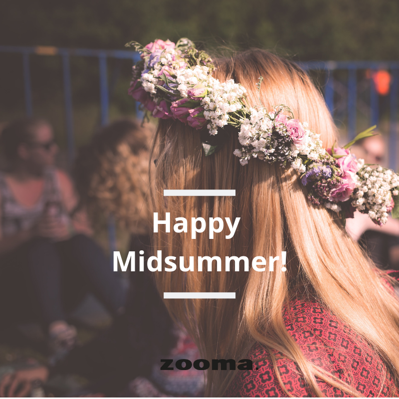 Happy Midsumer!