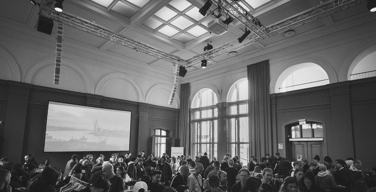 How to invite to offline events in an inbound way