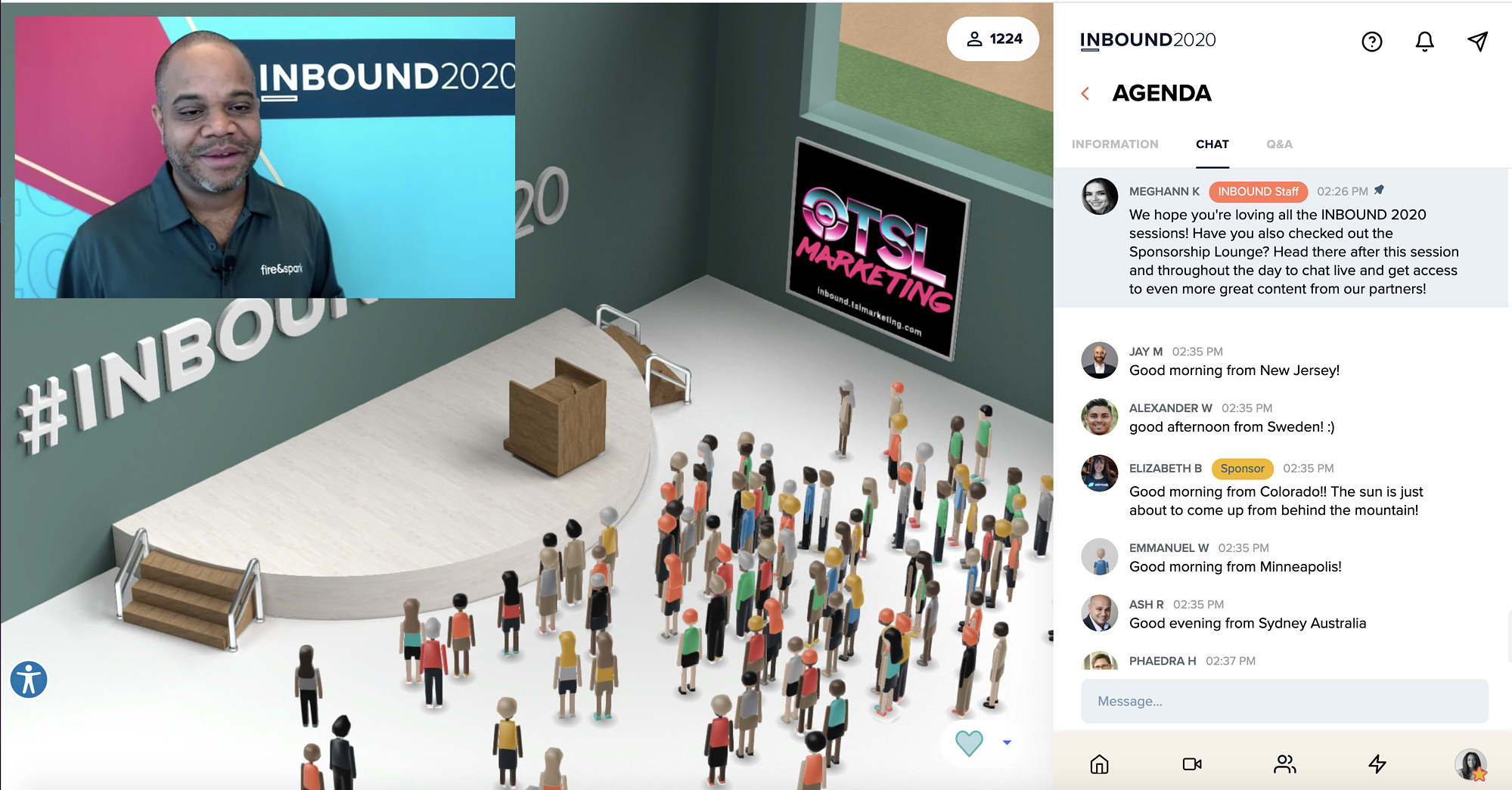 What INBOUND 2020 can teach us about virtual events