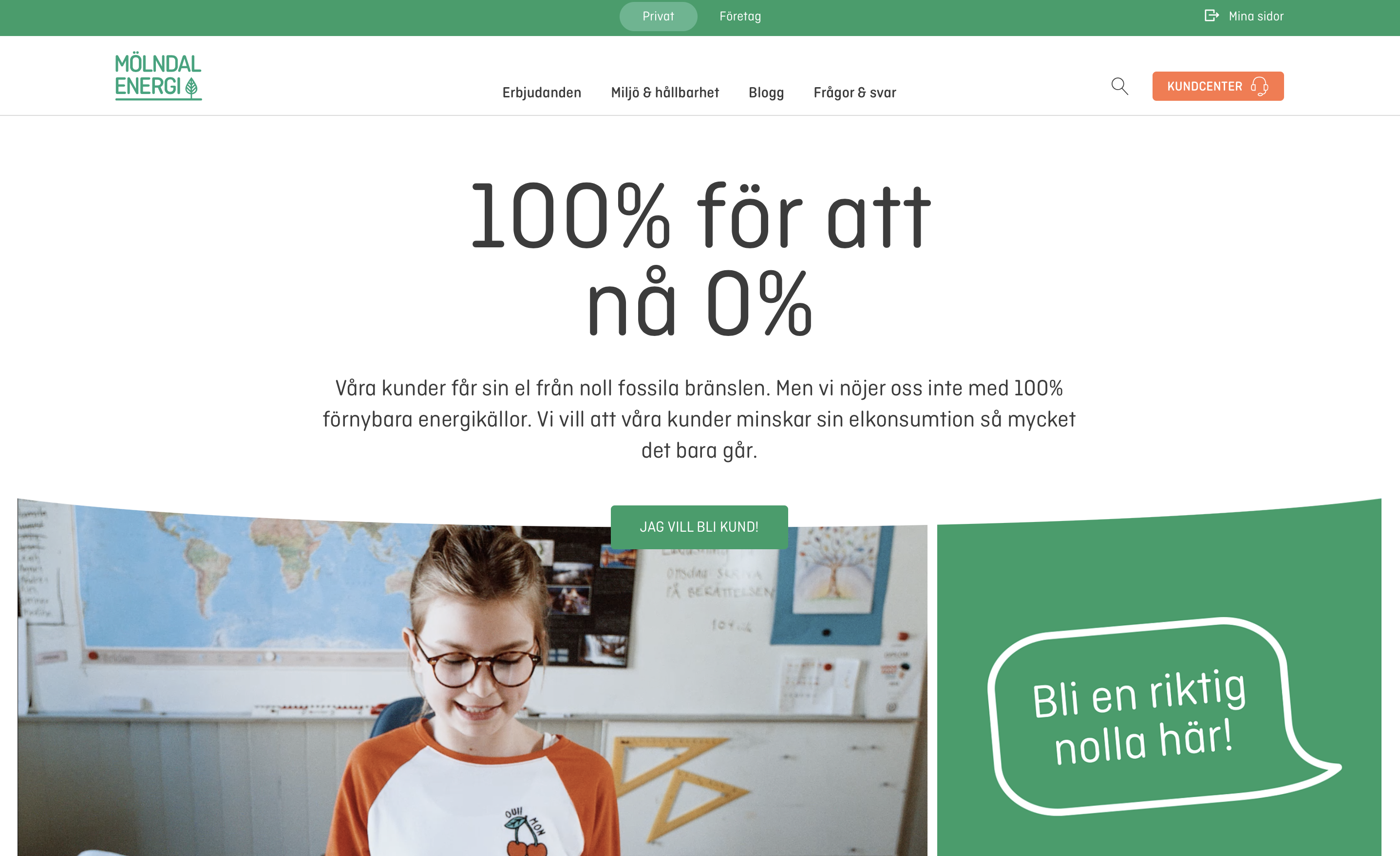 Mölndal won Sveriges Bästa Branschblogg 2020