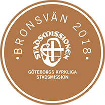 We're proud to support Stadsmissionen