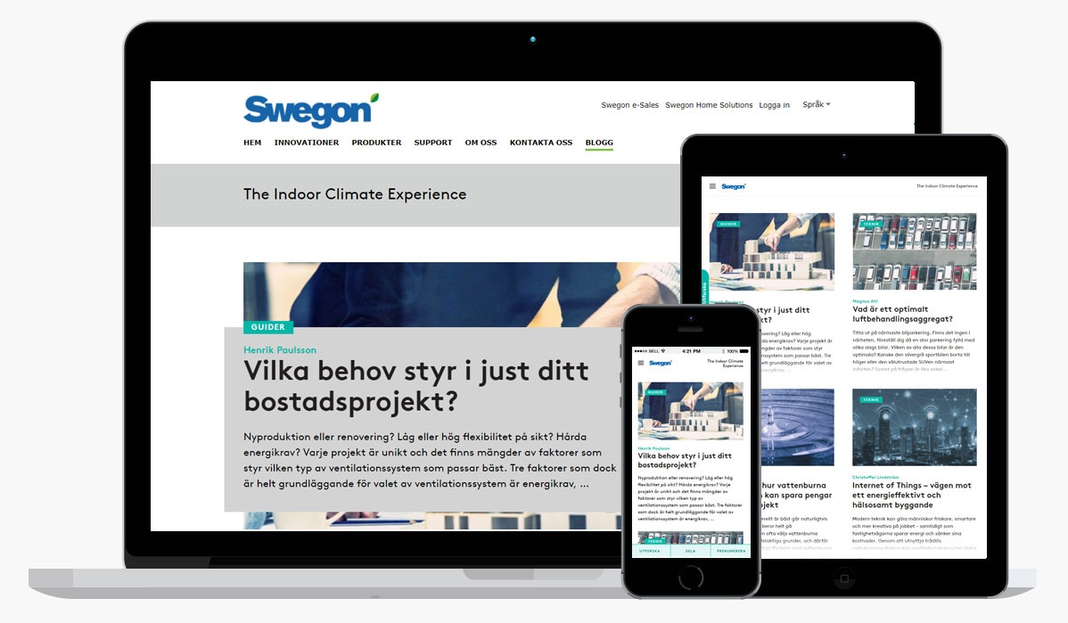Swegon-Zooma-News