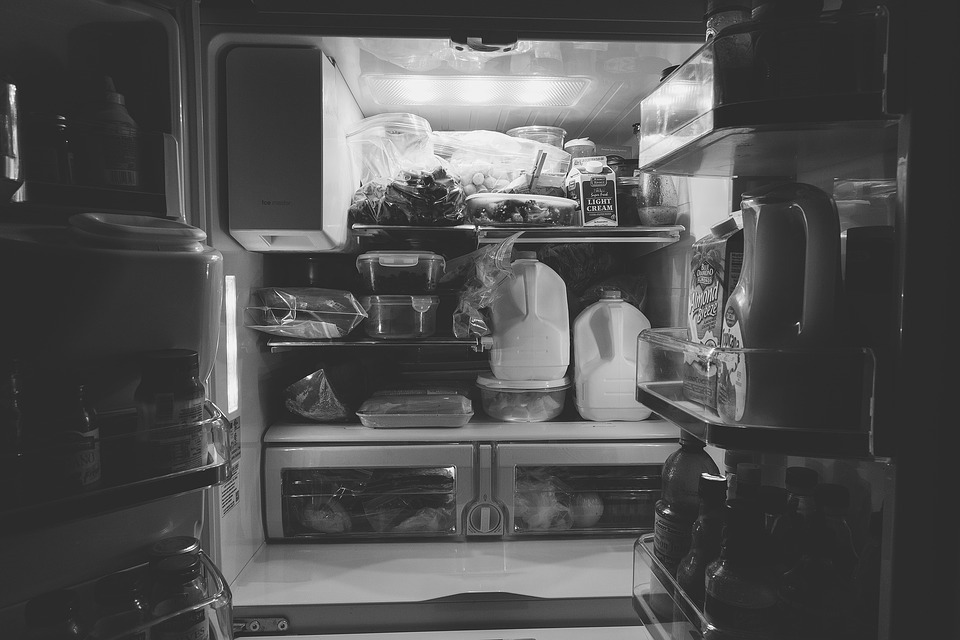 Why doesn't my refrigerator order my food?