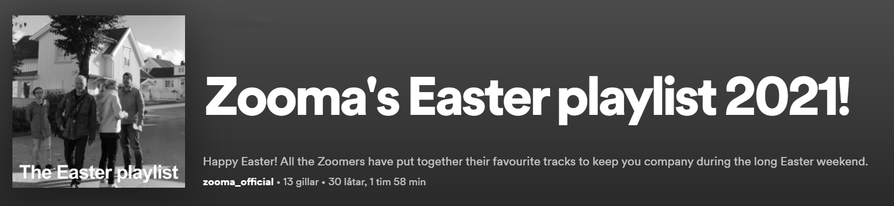 Zooma-easter-playlist