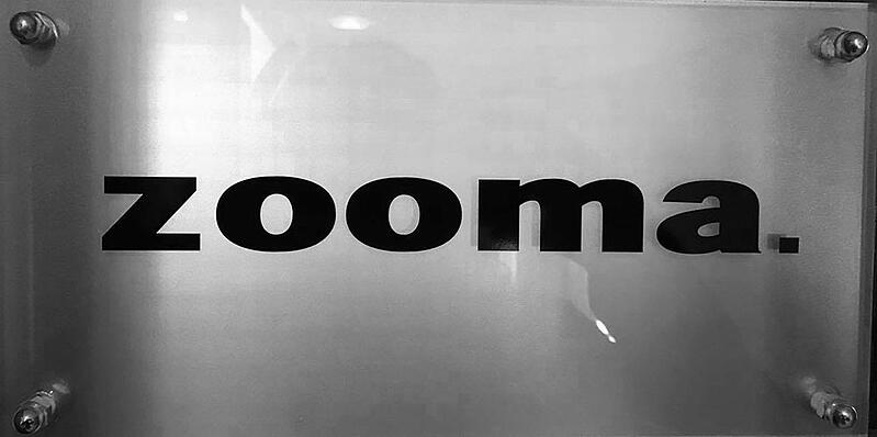 Zooma-office-sign