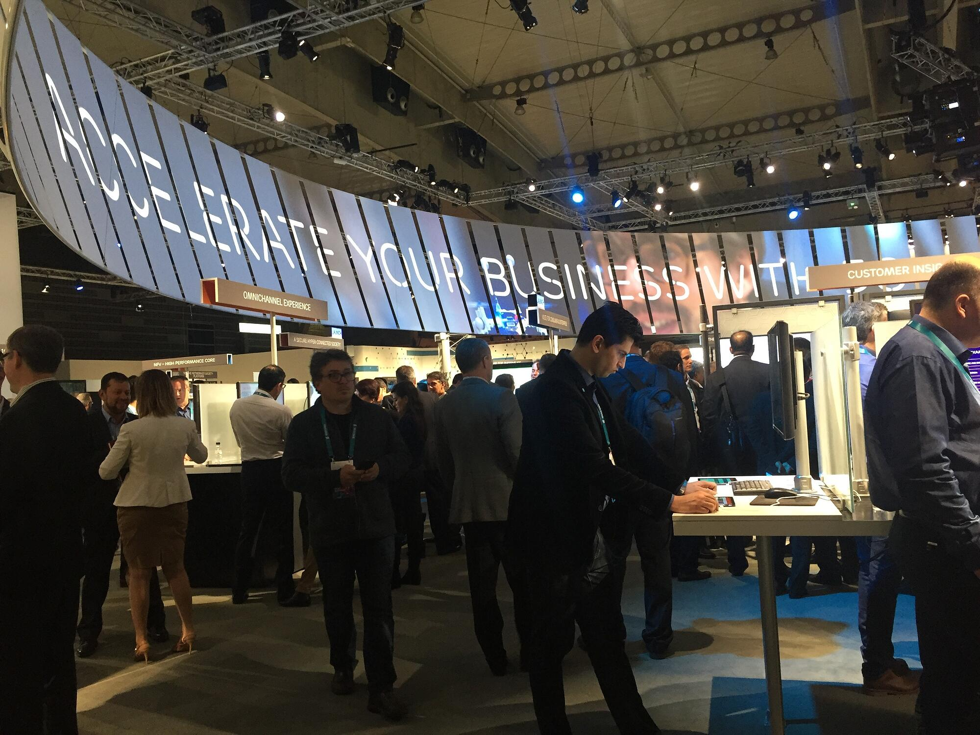 Steady change creating big impact – impressions from MWC17