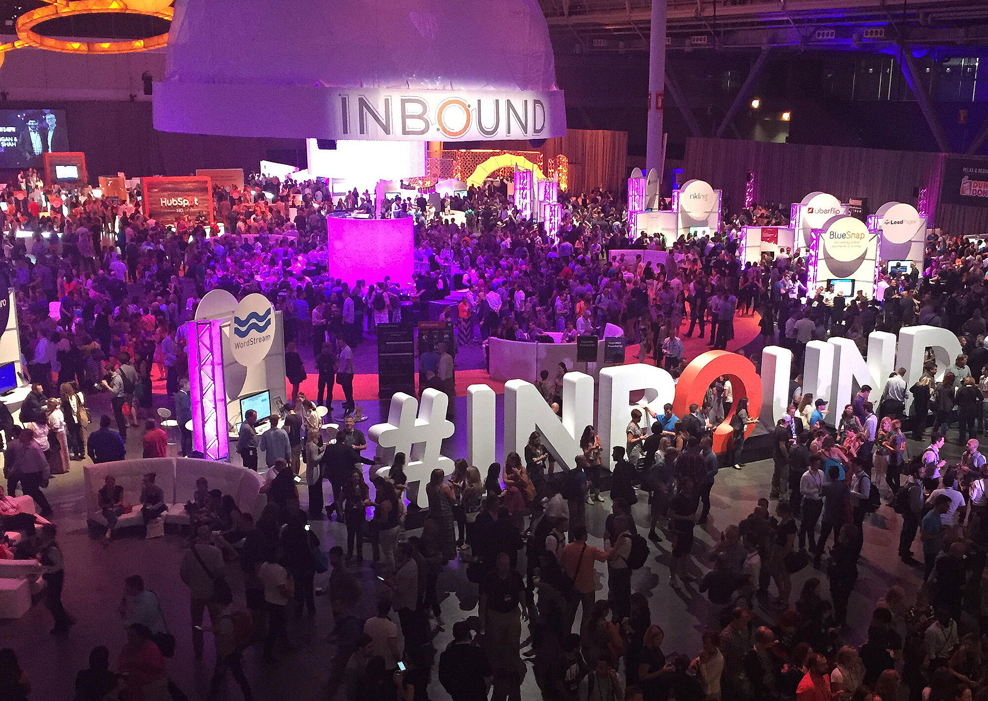 Zooma attends INBOUND2019 in Boston