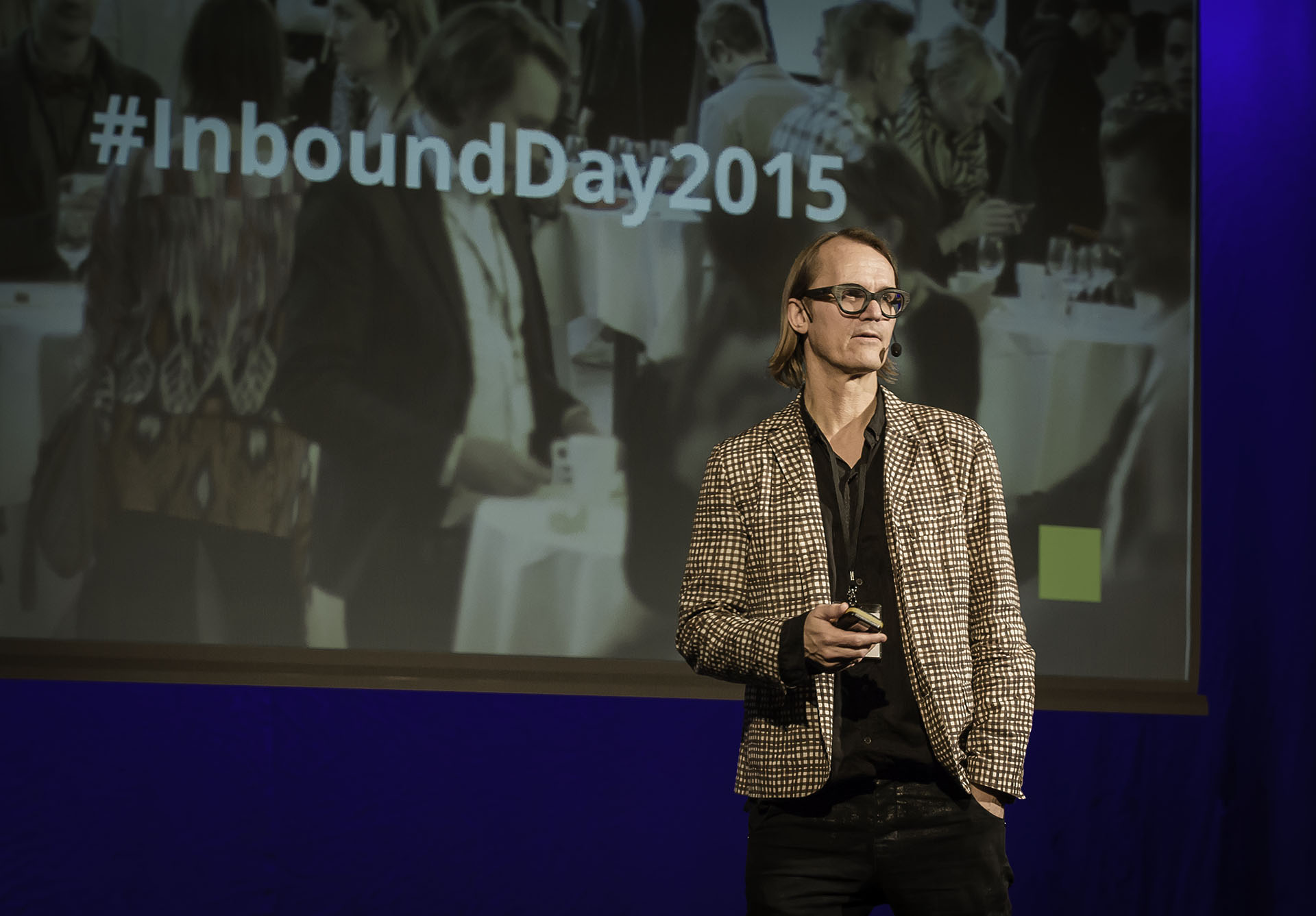 Report from #InboundDay2015, part 1/3