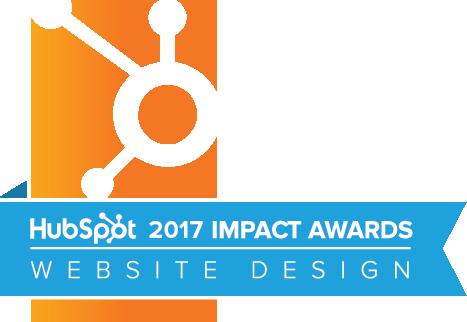 HubSpot 2017 Impact Awards – Website Design
