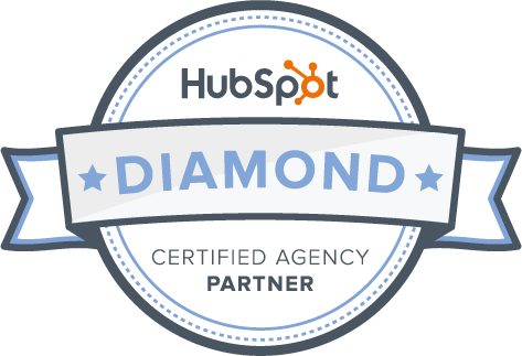 HubSpot Diamond Certified Agency Partner